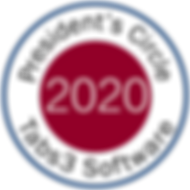 President's Circle Logo 2020_PC 2020 - C