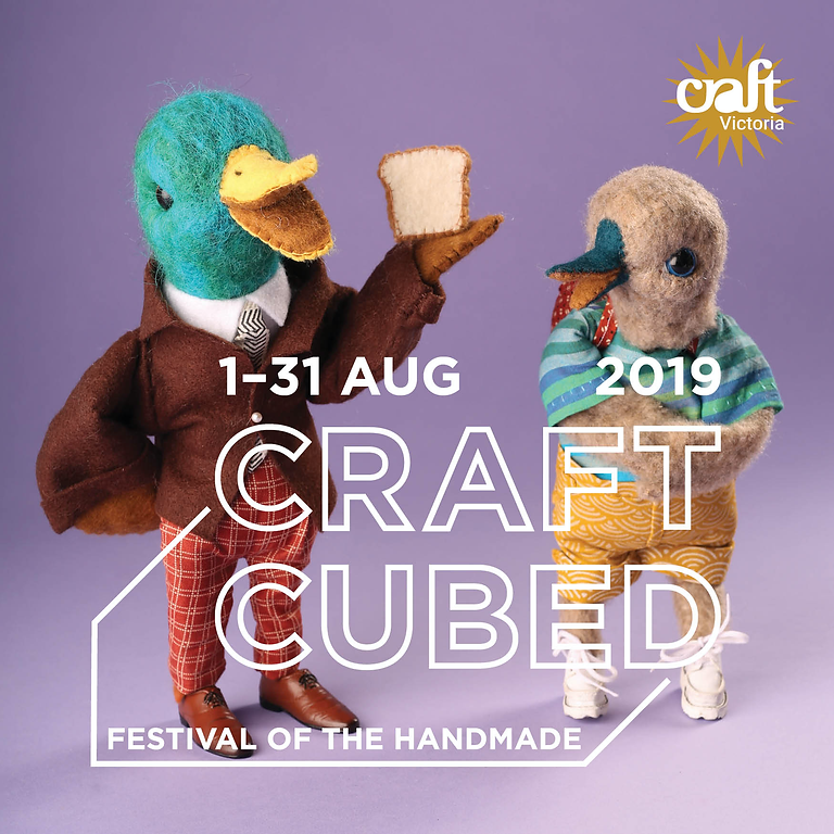 Try BBOX at CRAFT CUBED WINDOW WALK 2019