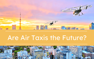 Air Taxis to be launched in Japan by 2023