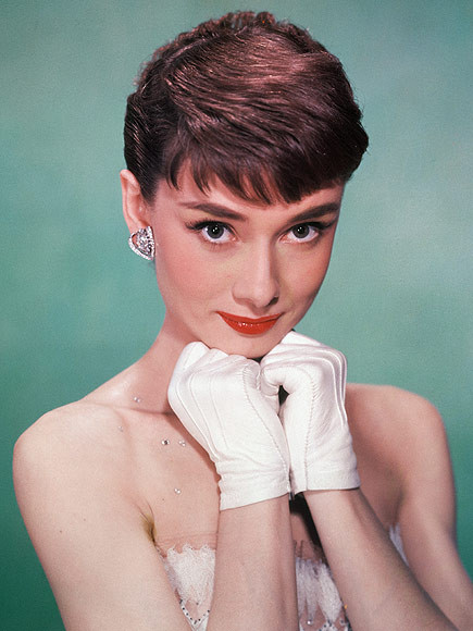 Audrey Hepburn youth