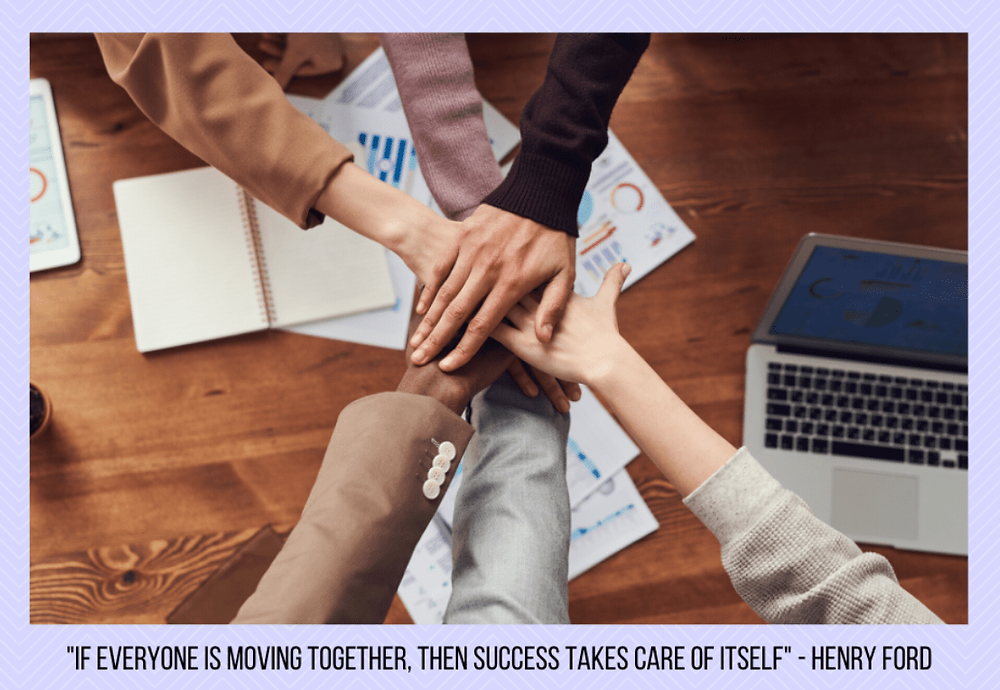 Henry Ford quote on teamwork | Valuing your Employees | A Lifestyle Blog by Andi | Philippines