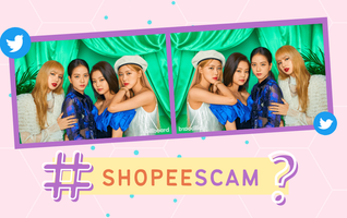 Blackpink in PH | #ShopeeScam?