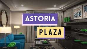 Astoria Plaza One Bedroom Suite