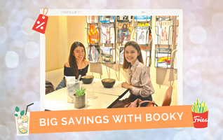 Get more for less with Booky