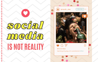 Social Media Fixation: Changing our Perception of Reality
