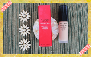 Product Review: Shiseido Synchro Skin