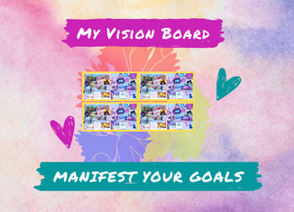 Make your own Vision Board