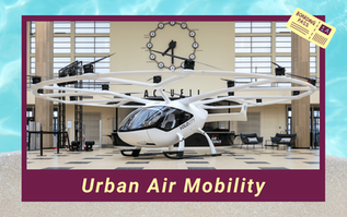 eVTOL Air Taxis: The Future of Urban Transport