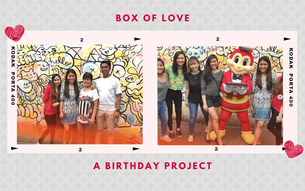Pictures of girls smiling for photos   Jollibee   A Lifestyle Blog by Andi   Philippines
