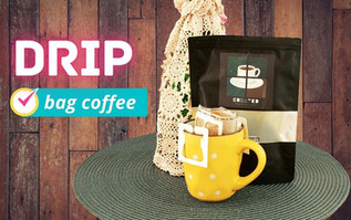 Brewed Coffee On-the-Go | Curated
