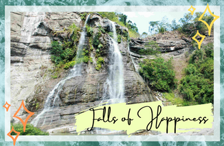 Falls of Happiness in Ilocos Sur