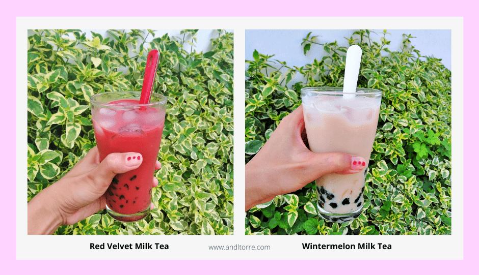 Milk Tea | Injoy Milk Tea Philippines | A Lifestyle Blog by Andi