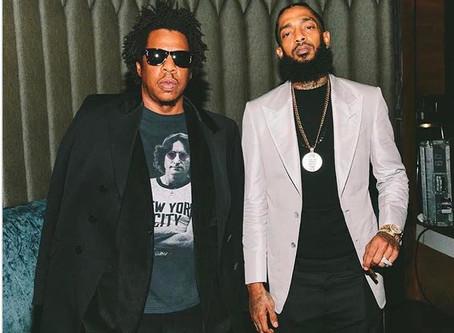 Jay Z Sets up $15,000,000 Trust Fund for Nipsey Hussle children