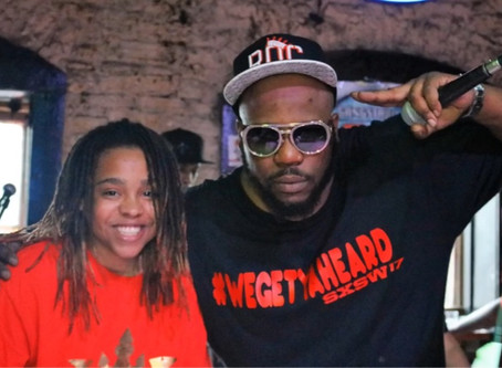 In Honor of SXSW, Here's a Quick Look at the Indie Fest from 2017 held in Gary,IN hosted by DJ ROC