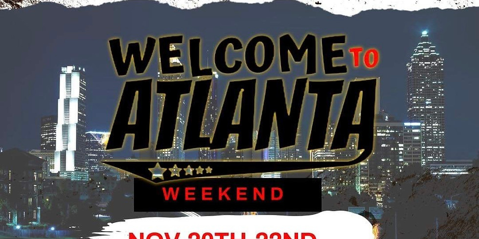 Atlanta Promo Tour Weekend