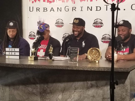 Urban Grind Tv speaks with Dj Roc about the MidWest Movement, WeGetYaHeard.com & tour life