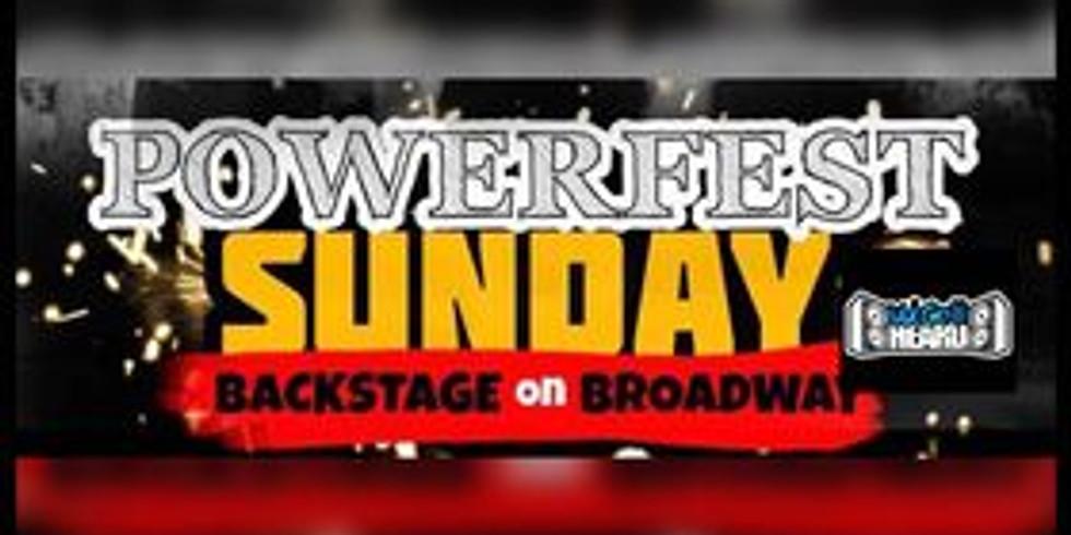 PowerFest Sunday