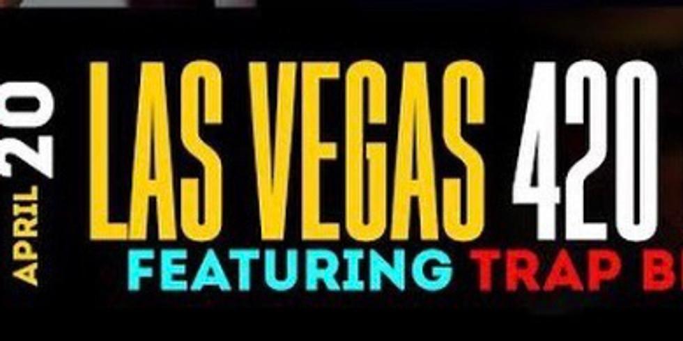 420 Las Vegas Concert Featuring Trap Beckham