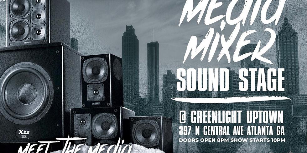Media Mixer Sound Stage