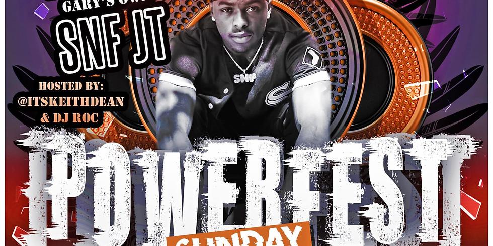 WeGetYaHeard PowerFest Sunday W/ SNF JT