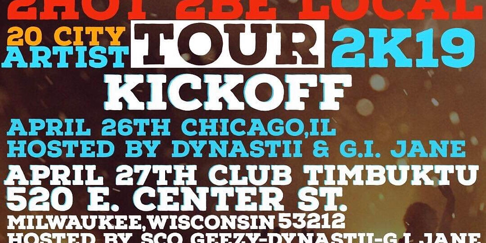 20 City Artist Showcase  ( Chicago )