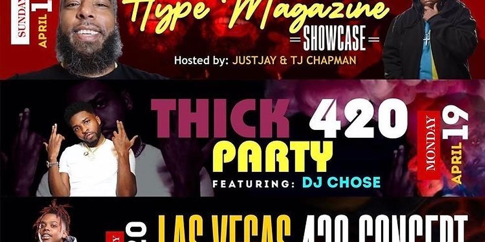 WGYH Las Vegas Promo Tour  April 17th - 20th