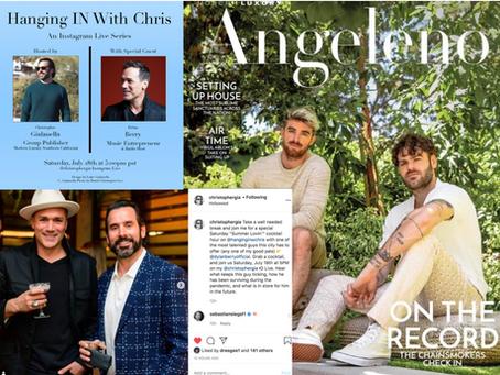 Angeleno Magazine w/ Publisher Chris Gialanella
