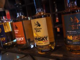 whisky Belgian Owl