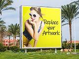 Outdoor-Square-Advertising-Billboard-Moc