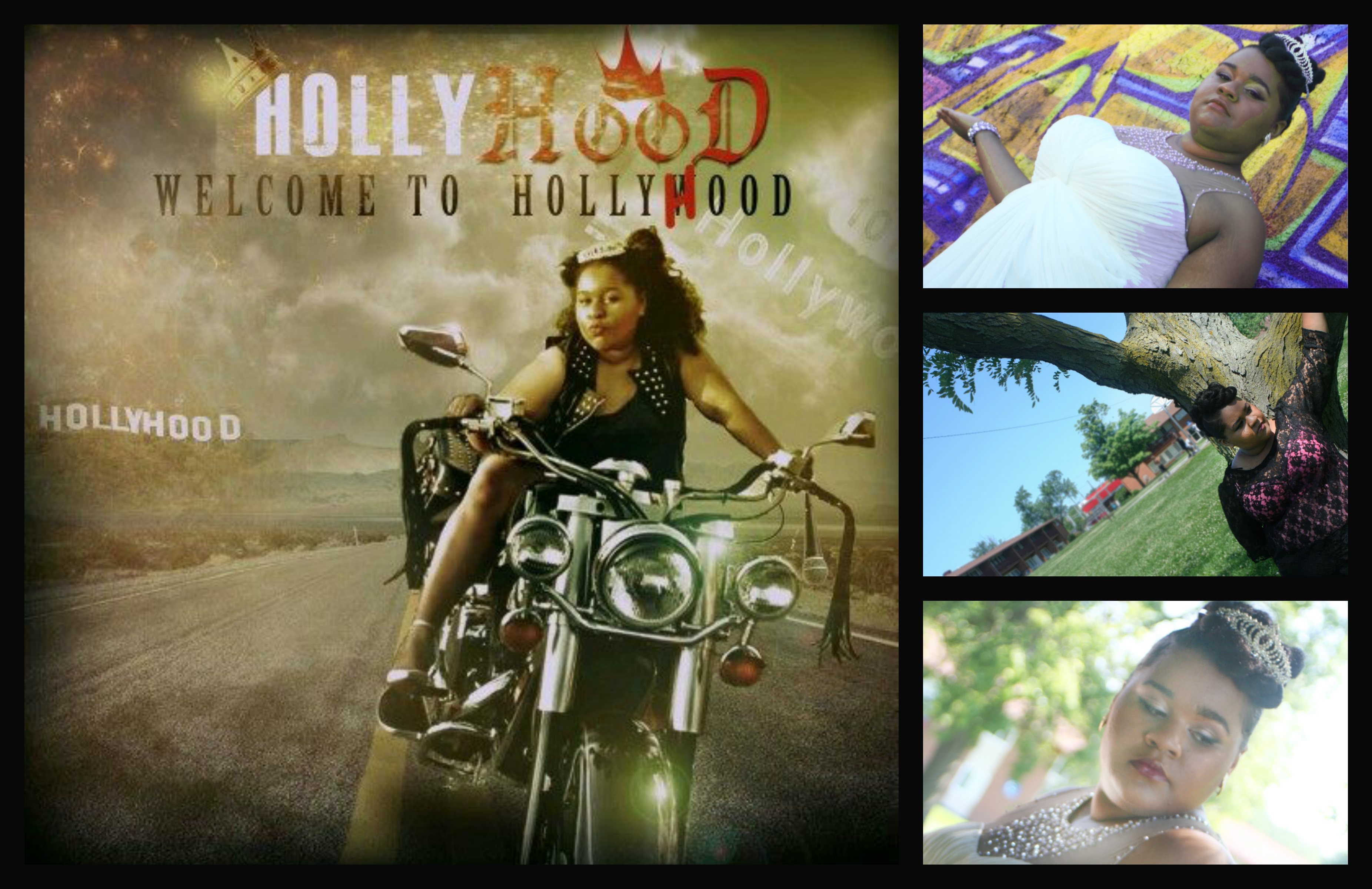 HollyHood Comp Card