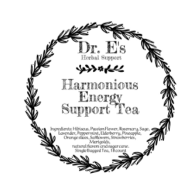 Harmonious Energy Support Tea