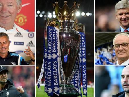 Οι καλύτεροι προπονητές στην ιστορία της Premier League