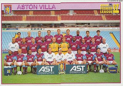 #RetroWednesdays - Aston Villa FC at the 1997–98 UEFA Cup