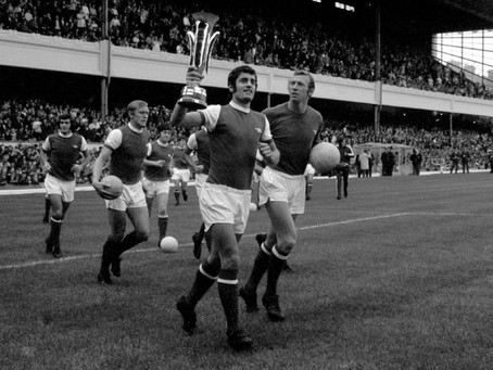 #RetroWednesdays - Arsenal at the 1969–70 Inter-Cities Fairs Cup