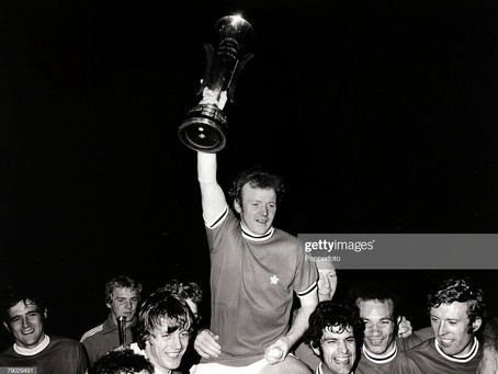 RetroWednesdays - Leeds United at the 1970–71 Inter-Cities Fairs Cup.
