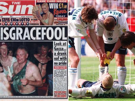 Μια υπέροχη και άκρως Αγγλική ιστορία από το Euro 1996