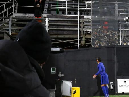 Η όμορφη κίνηση του Thiago Silva που ίσως του φέρει μπελάδες