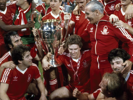 RetroWednesdays - Nottingham Forest  at the 1979–80 European Cup