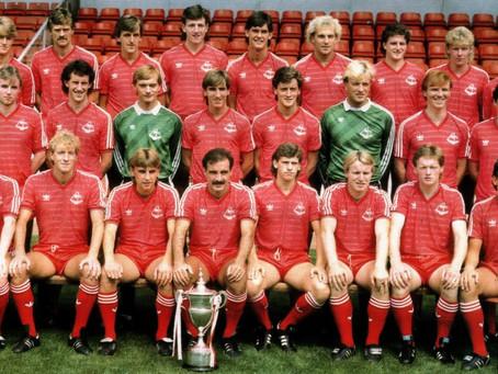 #RetroWednesdays - Aberdeen Football Club at the 1983–84 European Cup Winners' Cup