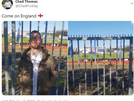 Το μακρινό ταξίδι ενός φίλαθλου της εθνικής Αγγλίας