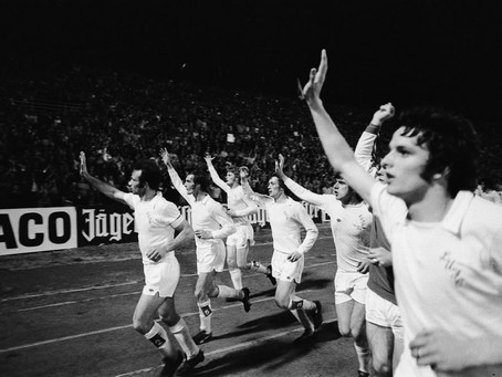 RetroWednesdays - Leeds United at the 1972–73 European Cup Winners' Cup