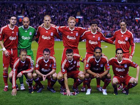 #RetroWednesdays - Liverpool FC at the 2009–10 UEFA Europa League