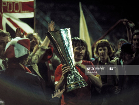 RetroWednesdays - @Liverpool FC  at the 1972–73 UEFA Cup
