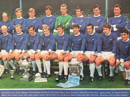 #RetroWednesdays - Cardiff City Football Club at the 1967–68 European Cup Winners' Cup