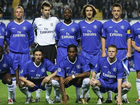 RetroWednesdays - Chelsea Football Club at the 2004–05 UEFA Champions League