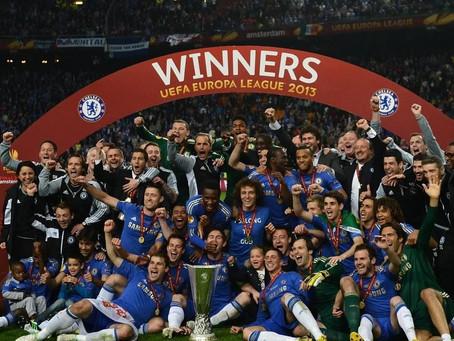 RetroWednesdays - Chelsea Football Club at the 2012–13 UEFA Europa League