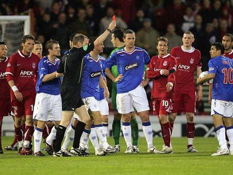 Derby Wednesdays - Aberdeen VS Rangers