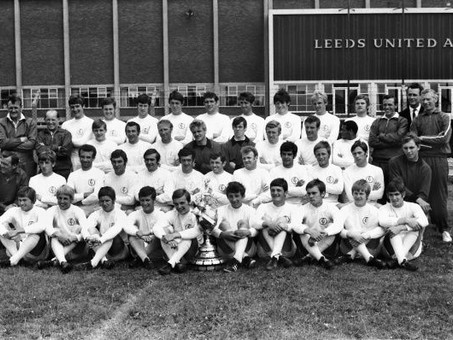 #RetroWednesdays - Leeds United at the 1969–70 European Cup
