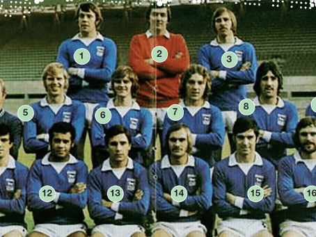RetroWednesdays - Ipswich Town Football Club at the 1973–74 UEFA Cup