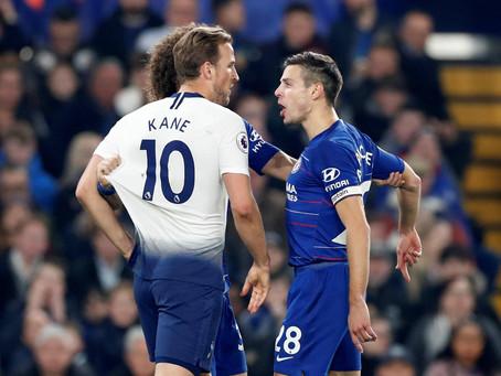 Derby Wednesdays - Chelsea VS Tottenham Rivalry